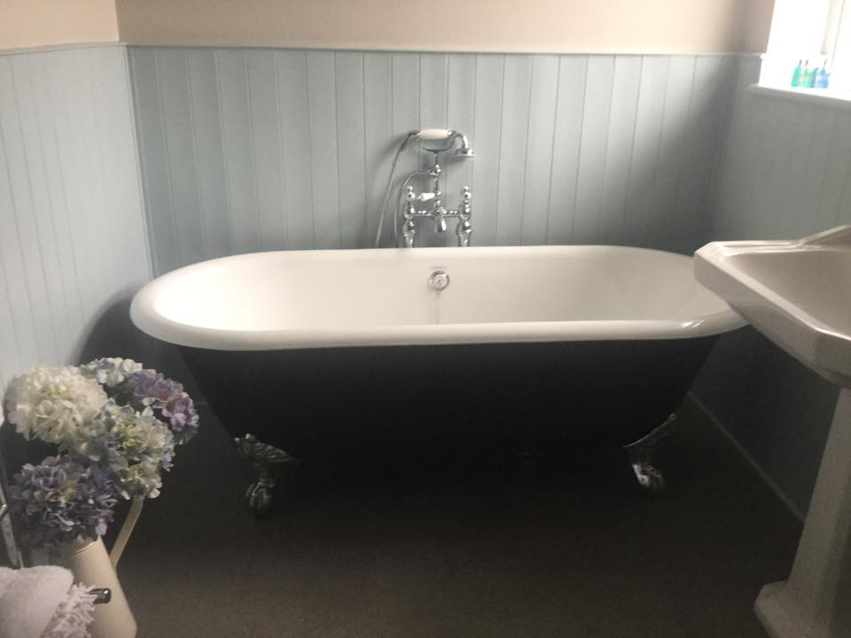 Bathroom Fitted in Milton Keynes free standing bath